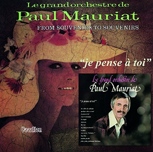Paul Mauriat-cd (Je Pense a Toi & from Souvenirs to...)