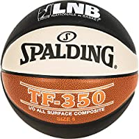 Spalding Lnb Tf350 Ballon de Basket-Ball Mixte