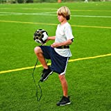 GHB Football Kick Trainer Training Aid Solo for Kids Adults