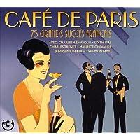 (3cd) Cafe  De Paris: 75 Grands Succes F