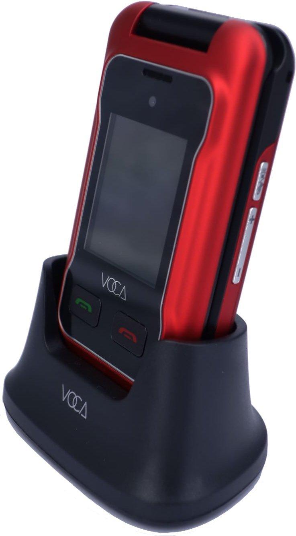 387c455aa0f01 Voca V530 sbloccato 3G flip del cellulare