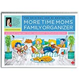 More Time Moms 2018 Family Organizer Wall Calendar - September 2017 to December 2018