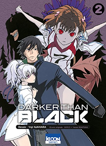 Darker Than Black Edition simple Tome 2