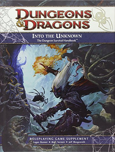Into the Unknown: The Dungeon Survival Handbook (Dungeons & Dragons) (Dungeonos Dragons) por Wizards of the Coast RPG Team