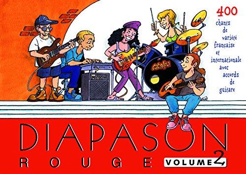 Diapason Rouge : Volume 2