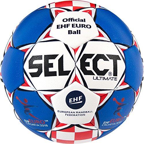 Select Ultimate Unisex ehf Euro 2018de Balonmano