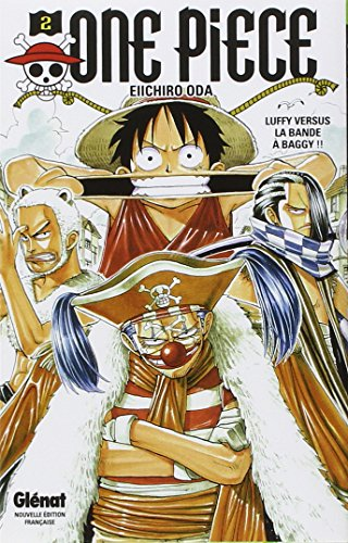 Luffy Versus La Bande a Baggy!! (One Piece Edition Originale) par Eiichiro Oda