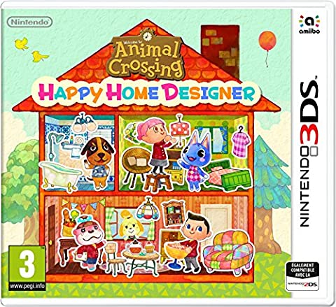 Animal Crossing Happy Home