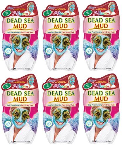 Montagne Jeunesse Dead Sea Mud 20 g Face Masque...