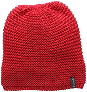 Columbia Cascade Peak Bonnet pour Enfant - Rouge Camellia, Taille Unique (B0195KE93Y) | Amazon price tracker / tracking, Amazon price history charts, Amazon price watches, Amazon price drop alerts