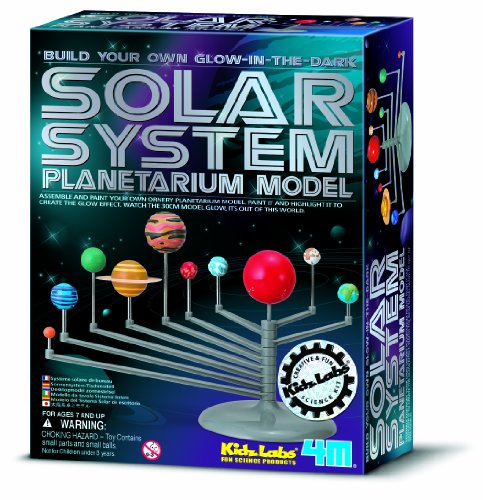 Kids Children Girls Boys - Build Your Own Planetarium Model - Top Quality Educational - Pocket Money Treat Reward Gift Present Fun Science Toys & Games Idea Age 8+ Astronomy Basics Set