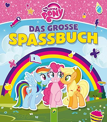 my-little-pony-das-grosse-spassbuch