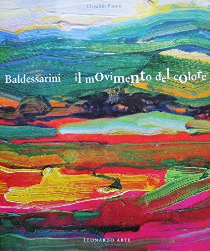 Baldessarini. Il movimento del colore par Osvaldo Patani