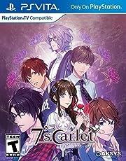 7'scarlet PS Vita Game (#)