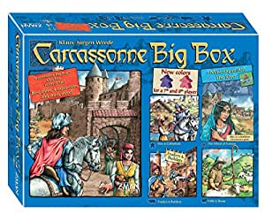 Carcassonne: Collector's Box