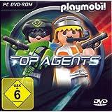 PLAYMOBIL® TOP AGENTS Promotion-DVD * RAR * & AgentenBär® Kinderausweis - USK ab 6 freigegeben -