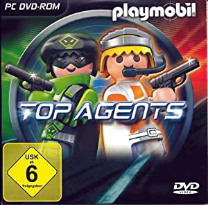 PLAYMOBIL® TOP AGENTS Promotion-DVD * RAR * - USK ab 6 freigegeben