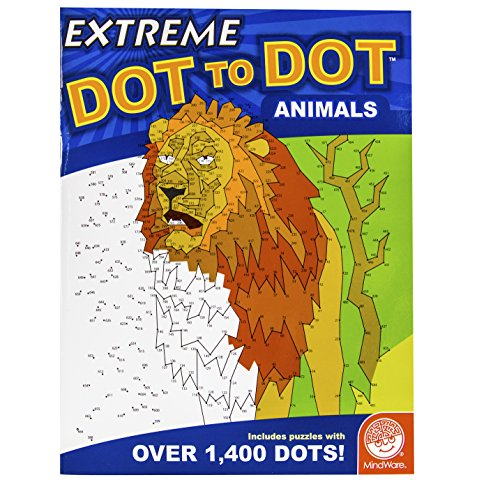 Animals: Extreme Dot to Dot -