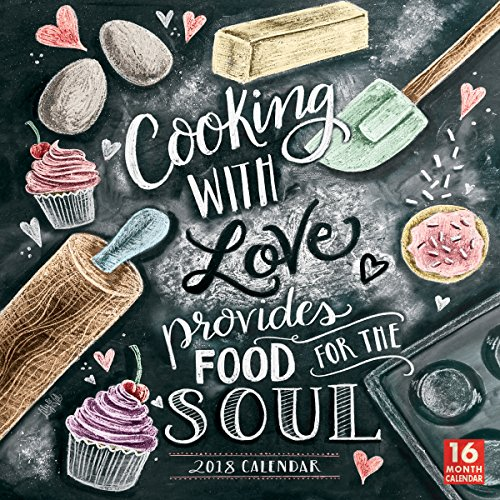 Cooking With Love Provides Food for the Soul 2018 Calendar