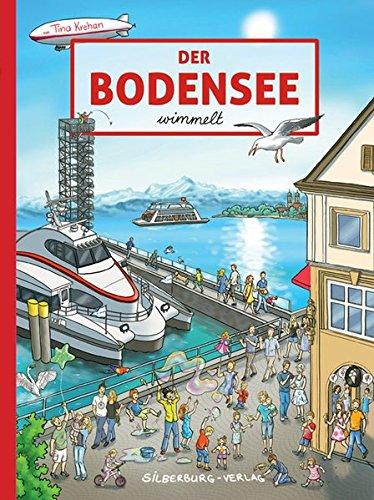 Der Bodensee wimmelt. Auf der Reichenau, in Bregenz, Unteruhldingen und Friedrichshafen - überall gibt es Neues zu entdecken und Altbekanntes wiederzufinden. Ein Wimmelspaß für die ganze Familie.