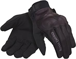 Royal Enfield NATO GLAW17003 Gloves (Black, XXL)