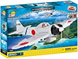COBI-5515-Mitsubishi-A6M2-Zero-Sen-Konstruktionsspielzeug-wei