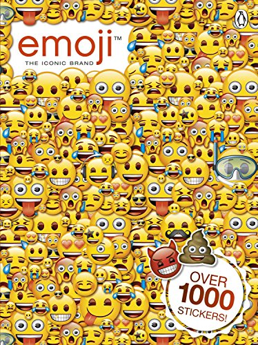 Emoji. Official Sticker Book por Vv.Aa.