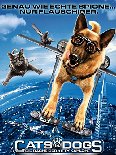Cats & Dogs: die Rache der Kitty Kahlohr [dt./OV]