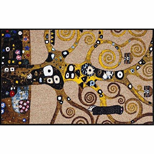 Preisvergleich Produktbild Fußmatte DER LEBENSBAUM 75x120 cm - (SLD1316 75X120)