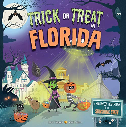 Trick or Treat in Florida: A Halloween Adventure in the Sunshine State