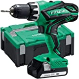 Hitachi Ds18Djl – sladdlös – 18 V
