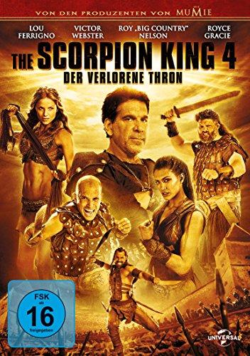 Bild von The Scorpion King 4 - Der verlorene Thron
