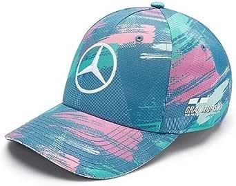 Mercedes Amg Petronas Lewis Hamilton Spain Barcelona Spanish Gp 2019 Special Edition Cap Bekleidung