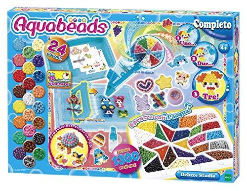 AQUABEADS Aquabeads Deluxe Studio Perle 1320 / Col 24 374