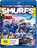 Smurfs The Lost Village 3D Blu-ray