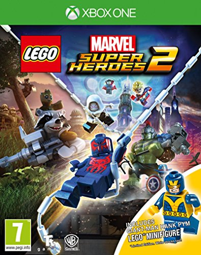 Super Heroes 2 TOY EDITION mit Lego Figur UK Deutsche Sprache ()