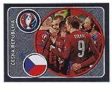 Panini EURO 2016 France - Sticker #347 (Tschechien)