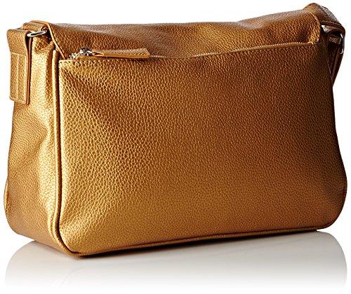 Paquetage - Borsa stile postino Oro (060/Gold)