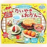 Set Popin' Cookin' para hacer pastas y mochi Mini Taiyaki Odango de Kracie