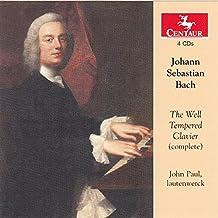 Das wohltemperierte Klavier (Lautenwerck) - Bach Well