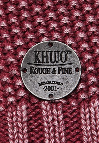 Khujo aNTE 1223kn151_sn2 pull pour femme Rouge - rot (SN2 RED)