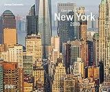 Über den Dächern von New York 2018 – Wandkalender 58,4 x 48,5 cm – Spiralbindung