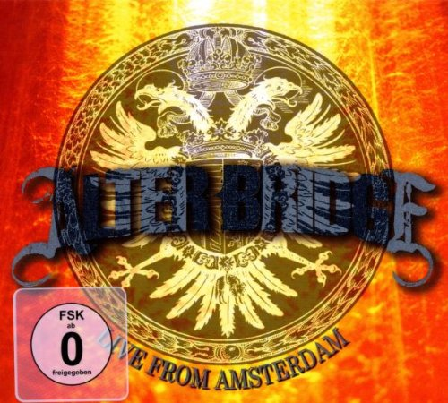 Alter Bridge: Live From Amsterdam (CD+DVD) (Audio CD)