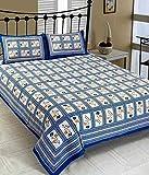 Kismat Collection 1 Double Cotton Checks...