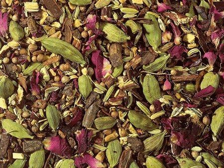 1kg - Ayurveda-Tee - Pitta - ayurvedische Kräuter- und Gewürzteemischung - ohne Zusatz von Aroma