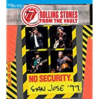 The Rolling Stones - From The Vault: No Security San Jose '99