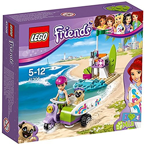 LEGO Friends - Moto playera de Mia (41306)