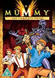 Mummy The  The Complete Animated Series (4 Dvd) [Edizione: Regno Unito] [Edizione: Regno Unito]