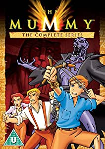 The Mummy - The Animated Series (3 Disc Set) [DVD]