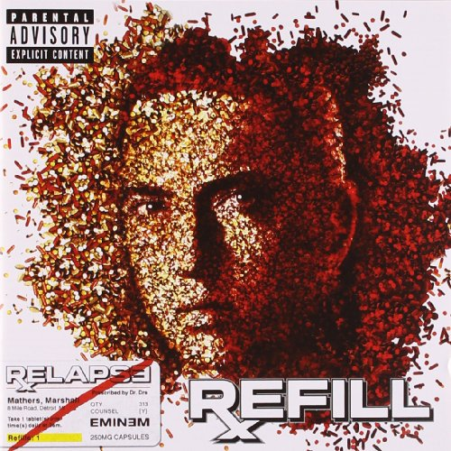 Relapse: Refill (Cannon Ball Express)